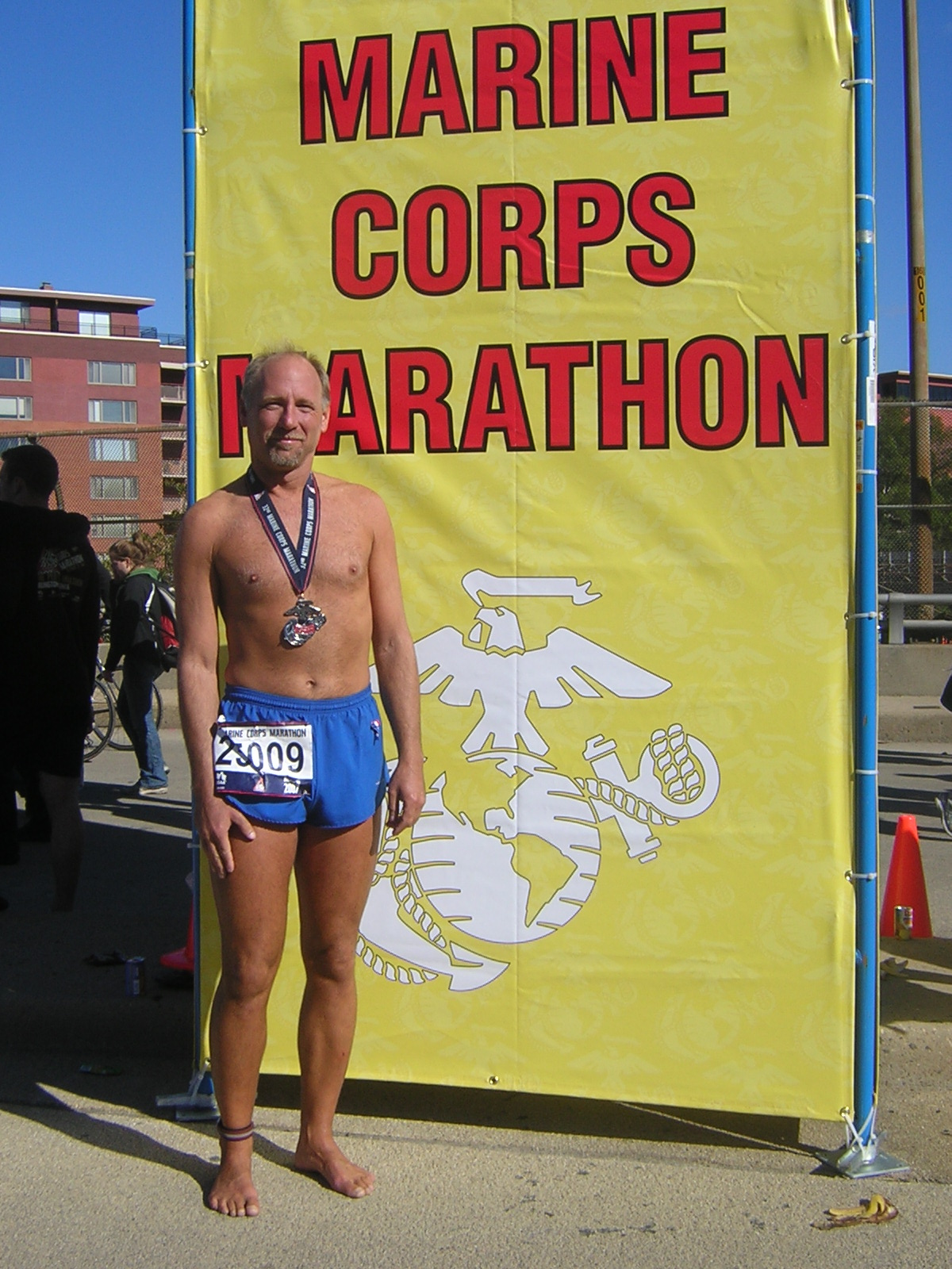 Marine Corp Marathon (2007 October 24)