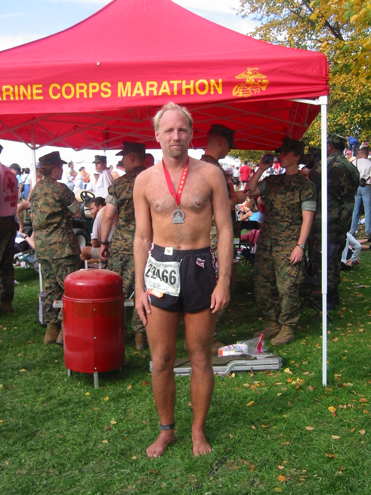 Marine Corp Marathon (2004 October 31)